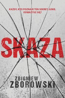 okładka Skaza, Ebook | Zbigniew Zborowski