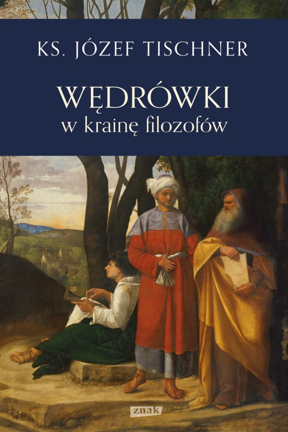 okładka Wędrówki w krainę filozofówebook | EPUB, MOBI | Ks. Józef Tischner