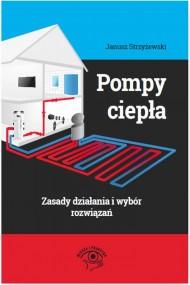 okładka Pompy ciepła. Ebook | papier | Janusz  Strzyżewski