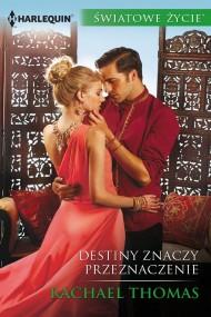 okładka Destiny znaczy przeznaczenie. Ebook | EPUB,MOBI | Rachael Thomas