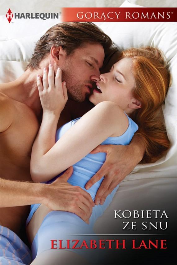 okładka Kobieta ze snu. Ebook | EPUB, MOBI | Elizabeth Lane