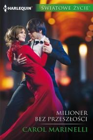 okładka Milioner bez przeszłości. Ebook | EPUB,MOBI | Carol Marinelli