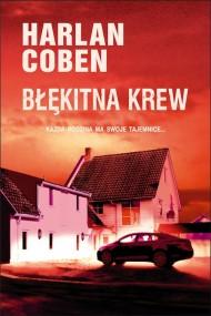 okładka Błękitna krew. Ebook | EPUB,MOBI | Harlan Coben