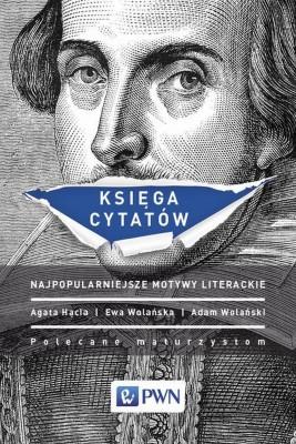okładka Księga cytatów, Ebook | Adam Wolański, Agata  Hącia, Ewa  Wolańska