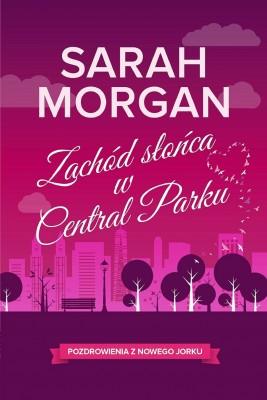 okładka Zachód słońca w Central Parku, Ebook | Sarah Morgan