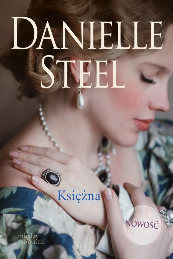 okładka Księżnaebook | EPUB, MOBI | Danielle Steel