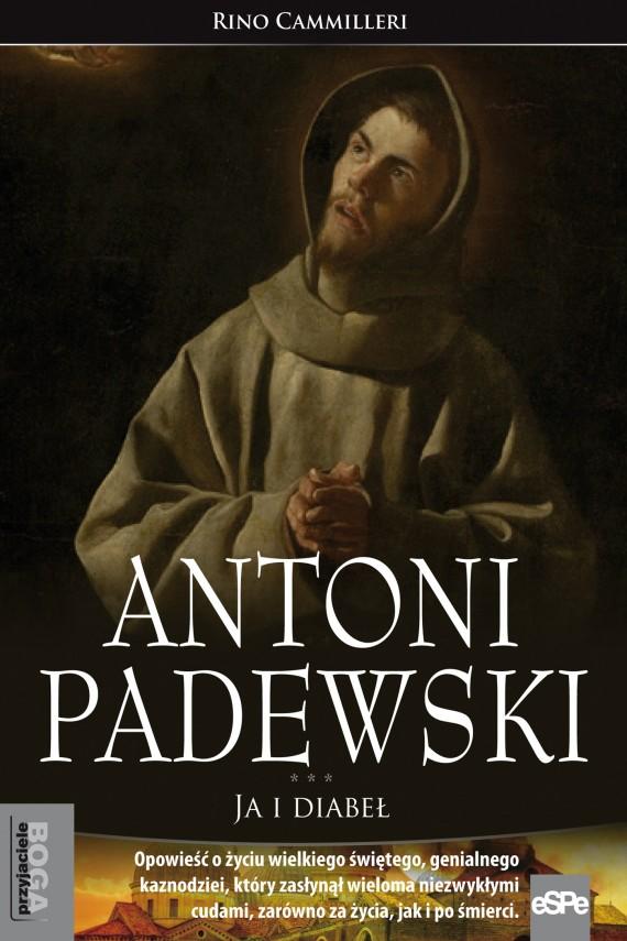okładka Antoni Padewskiebook | EPUB, MOBI | Rino Camilleri