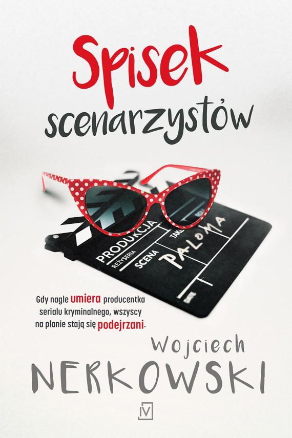 okładka Spisek scenarzystów. Ebook   EPUB, MOBI   Wojciech Nerkowski