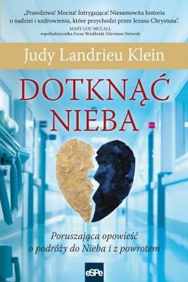 okładka Dotknąć nieba, Ebook | Judy  Landrieu Klein