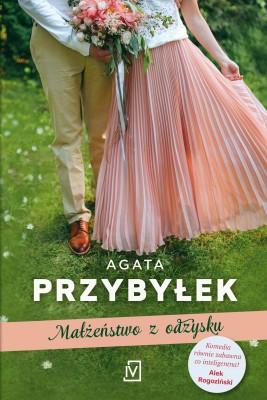 okładka Małżeństwo z odzysku, Ebook | Agata Przybyłek