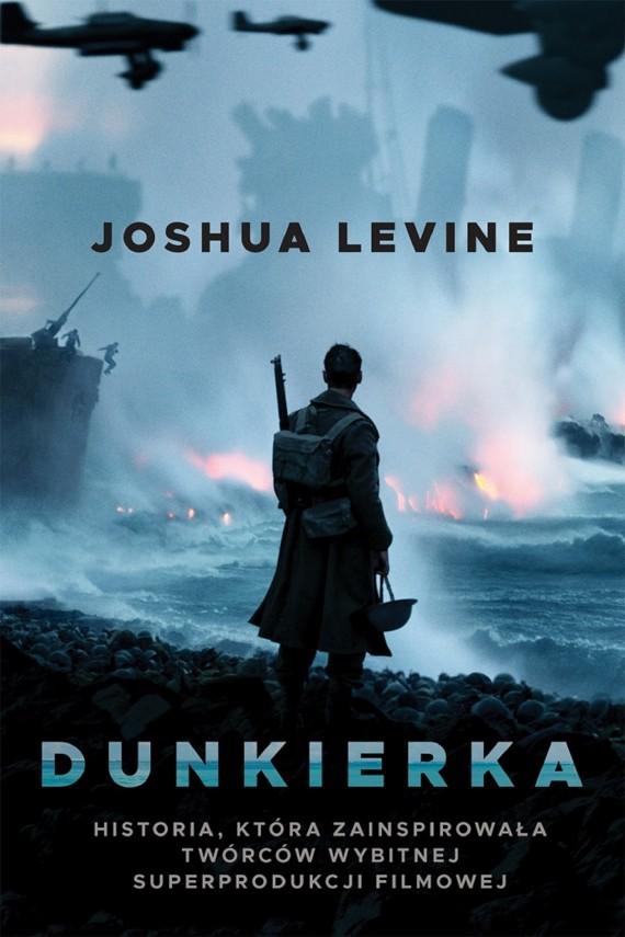 okładka Dunkierkaebook | EPUB, MOBI | Joshua Levine