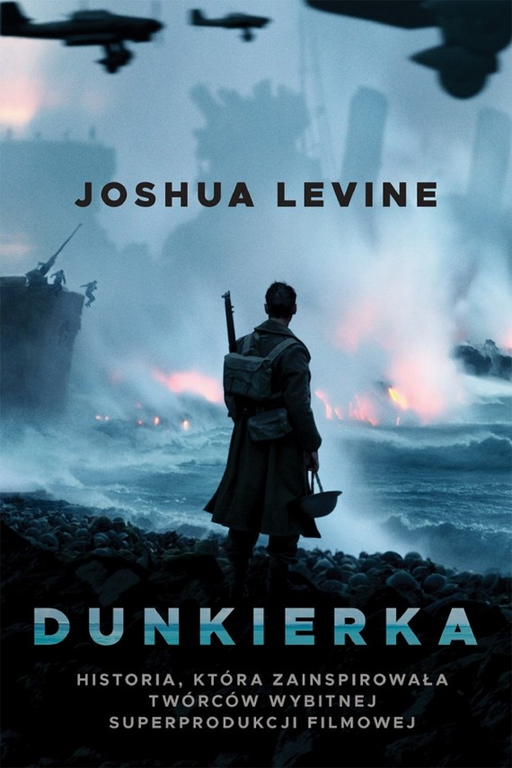 okładka Dunkierka. Ebook | EPUB, MOBI | Joshua Levine