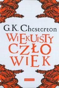 okładka Wiekuisty człowiek. Ebook | PDF | G. K. Chesterton