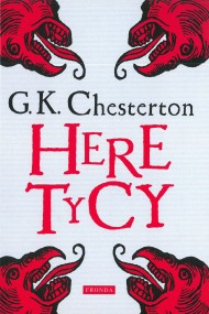 okładka Heretycy. Ebook | PDF | G. K. Chesterton