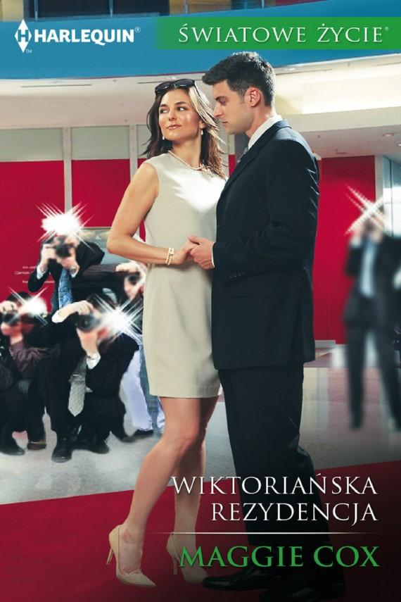 okładka Wiktoriańska rezydencjaebook | EPUB, MOBI | Maggie Cox