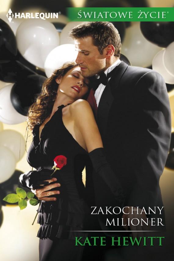 okładka Zakochany milionerebook | EPUB, MOBI | Kate Hewitt