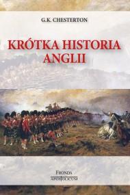 okładka Krótka Historia Anglii, Ebook | G. K. Chesterton