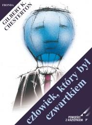 okładka Człowiek, który był czwartkiem. Ebook | PDF | G. K. Chesterton