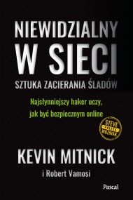 okładka Niewidzialny w sieci.. Ebook | papier | Kevin Mitnick