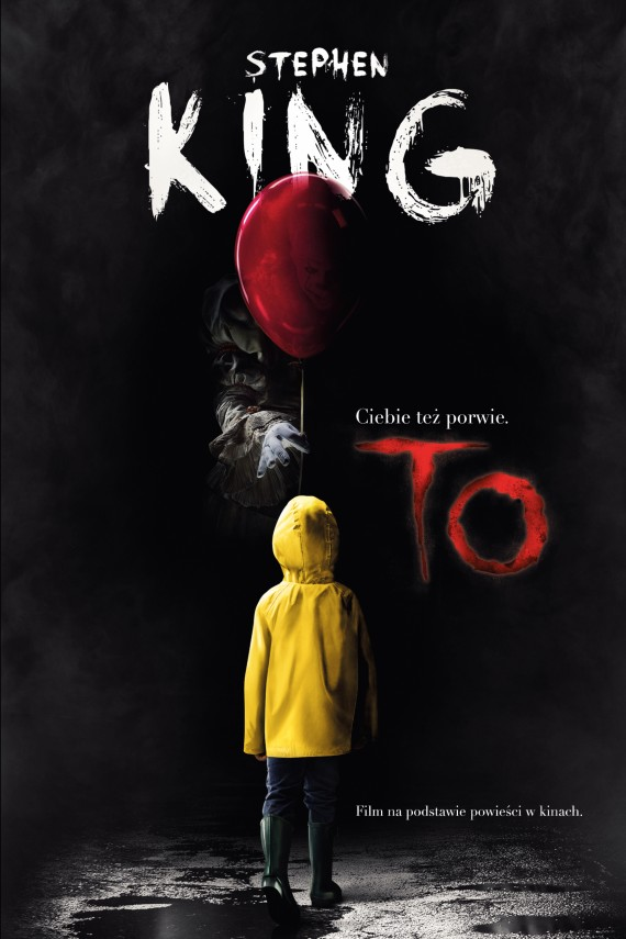 okładka To. Ebook | EPUB, MOBI | Stephen King, Robert  Lipski
