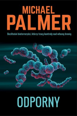 okładka Odporny, Ebook | Michael Palmer, Maria Gębicka-Frąc