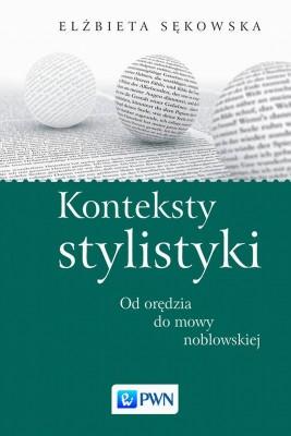 okładka Konteksty stylistyki, Ebook | Elżbieta  Sękowska