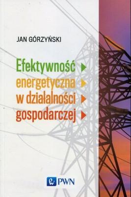 okładka Efektywność energetyczna w działalności gospodarczej, Ebook   Jan  Górzyński