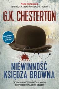 okładka Niewinności księdza Browna. Ebook | EPUB,MOBI | G. K. Chesterton