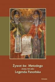 okładka Żywot św. Metodego, Ebook | Nieznany