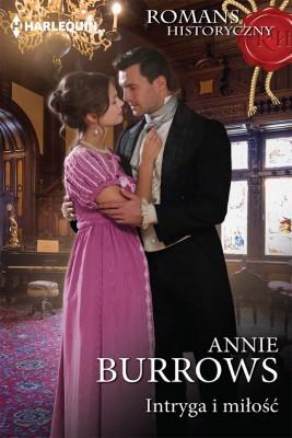 okładka Intryga i miłość, Ebook | Annie Burrows