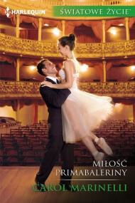 okładka Miłość primabaleriny. Ebook | EPUB,MOBI | Carol Marinelli