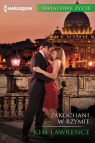 okładka Zakochani w Rzymie. Ebook   EPUB,MOBI   Kim Lawrence