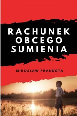 okładka Rachunek obcego sumienia, Ebook | Mirosław Prandota