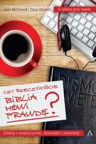 okładka Czy rzeczywiście Biblia Mówi prawdę?. Ebook | EPUB,MOBI | Josh  McDowell, Dave Sterret