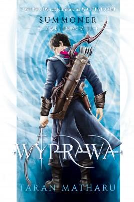 okładka Summoner: Zaklinacz 2. Wyprawa, Ebook | Taran Matharu