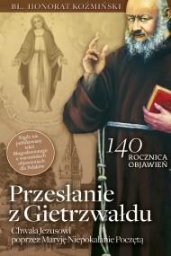 okładka Przesłanie z Gietrzwałdu. Ebook | EPUB,MOBI | Honorat Koźmiński
