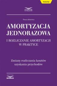 okładka Amortyzacja jednorazowa i rozliczanie amortyzacji w praktyce. Ebook | PDF | Praca zbiorowa