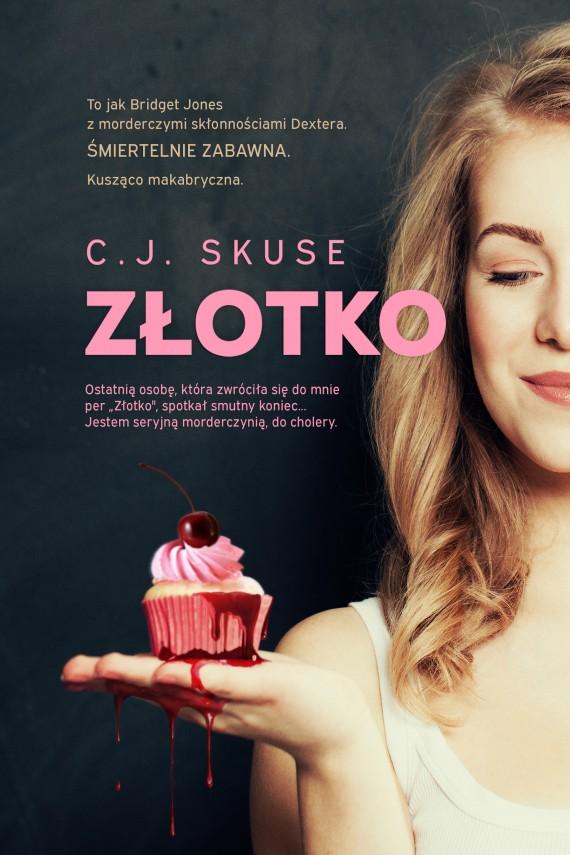 okładka Złotko. Ebook | EPUB, MOBI | C.J. Skuse