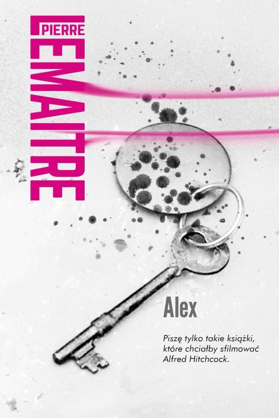 okładka Alex. Ebook | EPUB, MOBI | Pierre Lemaitre