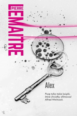 okładka Alex, Ebook | Pierre Lemaitre