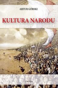 okładka Kultura narodu. Ebook   PDF   Artur Górski