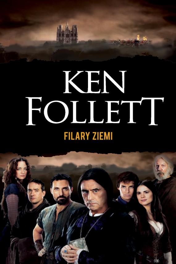 okładka Filary Ziemiebook | EPUB, MOBI | Ken Follett, Grzegorz Sitek