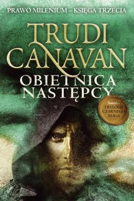 okładka Obietnica Następcy, Ebook | Trudi  Canavan, Izabella Mazurek