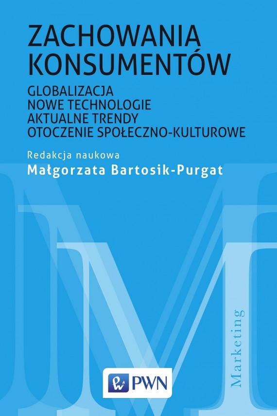 okładka Zachowania konsumentów. Ebook | EPUB, MOBI | Małgorzata  Bartosik Purgat