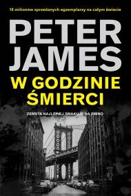 okładka W godzinie śmierci, Ebook | Peter James, Magdalena Koziej