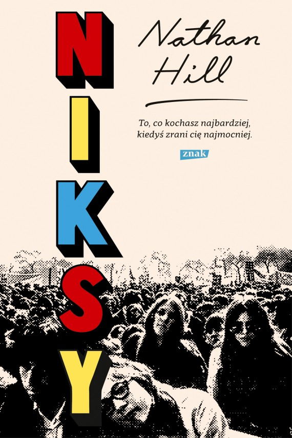 okładka NIKSY. Ebook | EPUB, MOBI | Nathan Hill