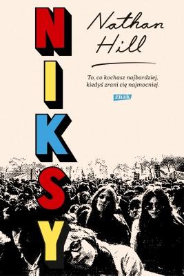 okładka NIKSY, Ebook | Nathan Hill