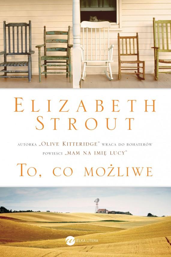 okładka To, co możliweebook   EPUB, MOBI   Elizabeth Strout, Paweł Lipszyc
