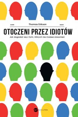 okładka Otoczeni przez idiotów, Ebook | Thomas Erikson