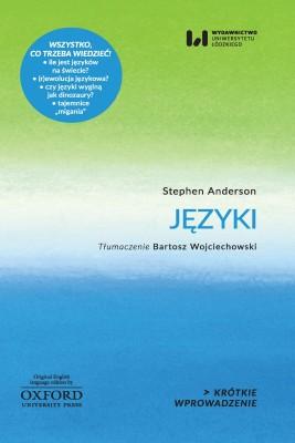 okładka Języki, Ebook | Stephen Anderson